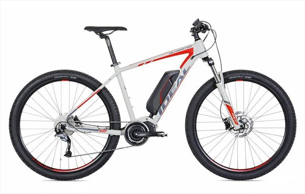 "IDEAL HILLMASTER E9 Offroad Pedelec E-Bike SHIMANO STEPS 504 Wh light offroad 29"" MTB Hardtail 44cm"